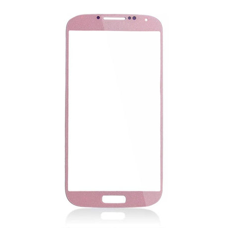 Samsung Galaxy S4 Glass Screen Replacement - Pink - PhoneRemedies