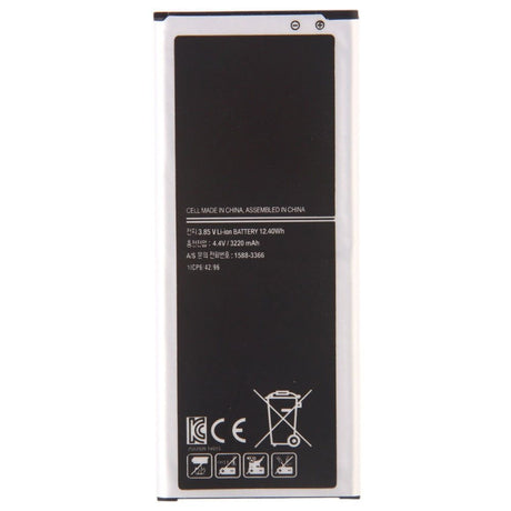 Samsung Galaxy Note 4 3220mAh Replacement Battery - PhoneRemedies