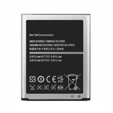 Samsung Galaxy S4 Mini 1900mAh Replacement Battery
