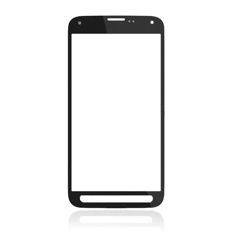 Samsung Galaxy S5 Active Glass Screen Replacement - Black - PhoneRemedies