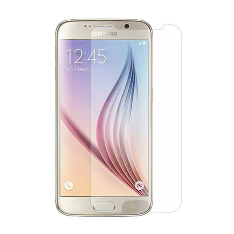 Premium Samsung Galaxy S6 Tempered Glass Screen Protector - PhoneRemedies