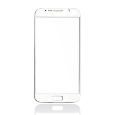 Samsung Galaxy S6 Glass Screen Replacement - White - PhoneRemedies