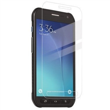 Premium Tempered Glass Screen Protector- Galaxy S6 Active - PhoneRemedies