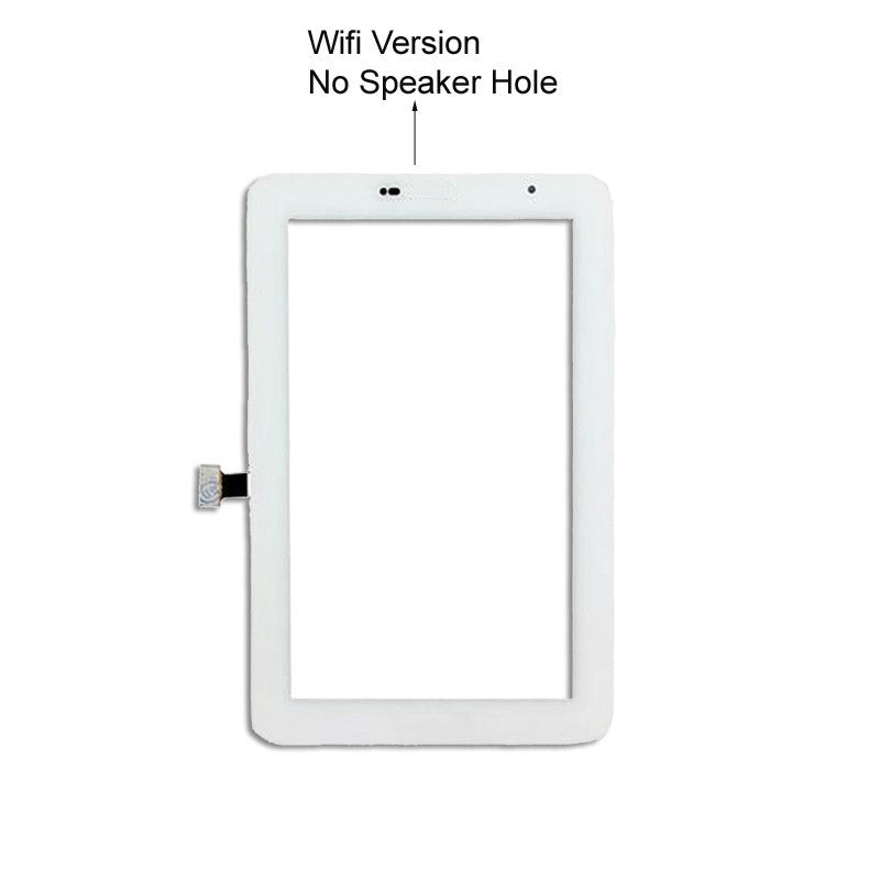 "Samsung Galaxy Tab 2 (7"") Glass Screen and Touch Digitizer Replacement Premium Repair Kit 