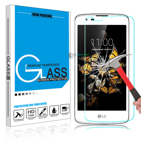 LG Phoenix 2 Tempered Glass Screen Protector