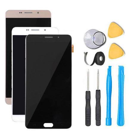 Samsung Galaxy A9 Screen Replacement LCD + Digitizer Assembly Premium Repair Kit 2016 A9000
