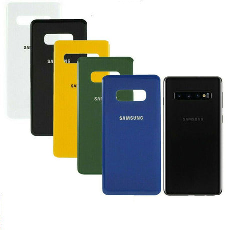 Samsung Galaxy S10 S10 Plus S10e Replacement Back Glass Battery Cover