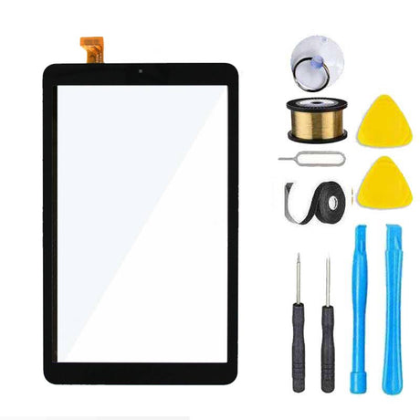 Samsung Galaxy Tab A 8.0 T387 Screen Replacement Glass Replacement Repair Kit 2018 SM-T387
