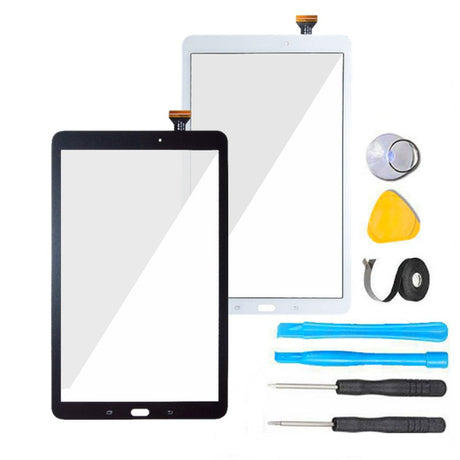 "Samsung Galaxy Tab E (9.6"") Glass Screen Replacement + Touch Digitizer Replacement Repair Kit  SM-T560  