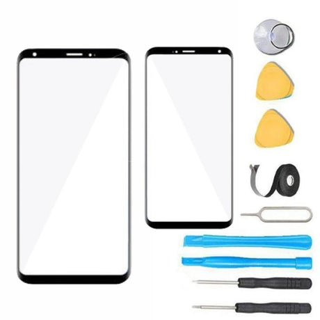 LG V30 Glass Screen Replacement parts plus tools
