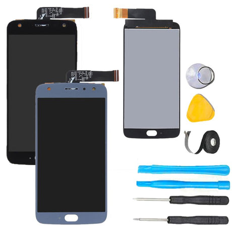 Moto X4 (X 4th Gen) Screen Replacement LCD parts plus tools