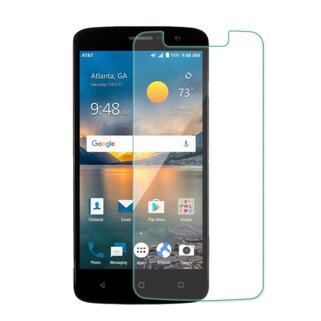 Premium ZTE Zmax Champ Tempered Glass Screen Protector