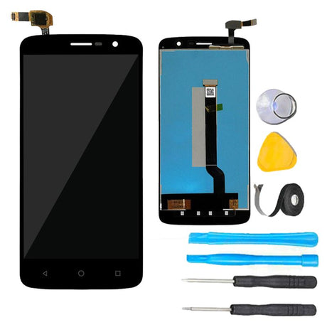 ZTE ZMax Champ Glass Screen Replacement parts plus tools