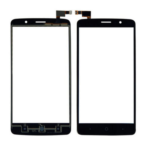 "ZTE Max XL Glass Screen Replacement + Touch Digitizer Premium Repair N9560 6.0"" Kit- Black"