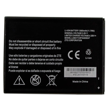 ZTE Grand X3 Premium Battery Replacement