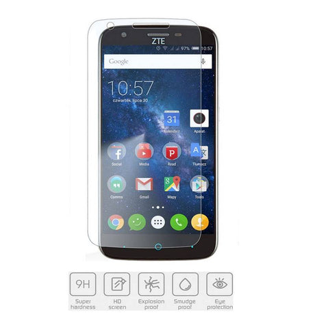 Premium ZTE Grand X3 Tempered Glass Screen Protector