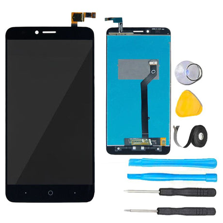 ZTE Blade X Max Screen Replacement LCD parts plus tools