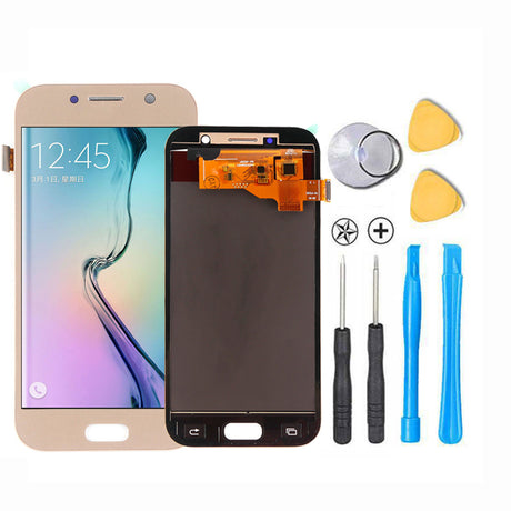 Samsung Galaxy A5 Screen Replacement + LCD + Digitizer Assembly Premium Repair Kit