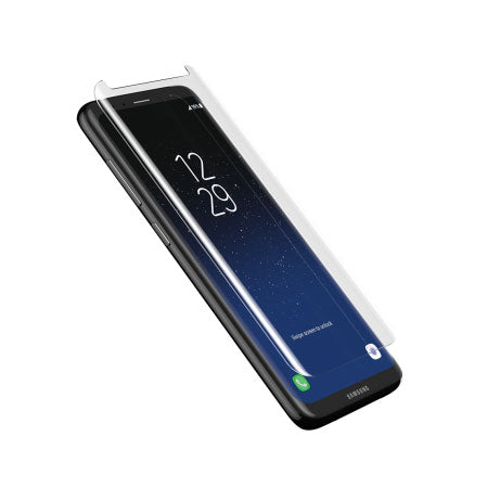 Tempered Glass Screen Protector for Galaxy S8 Plus - Full Coverage