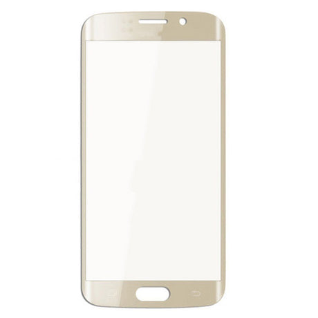 Samsung Galaxy S6 Glass Screen Replacement - Gold