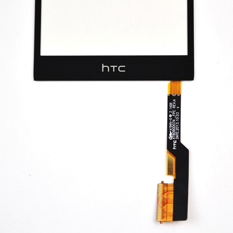 HTC One M8 Glass Screen Digitizer Replacement Premium Repair Kit - Black