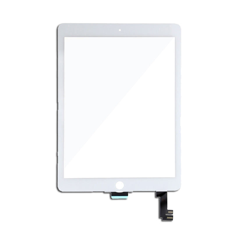 iPad Air 2 Screen Replacement Glass + Touch Digitizer Premium Repair Kit - Black or White