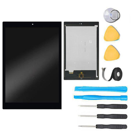 "Amazon Kindle Fire HD 10 7th Screen Replacement LCD and Digitizer Repair Kit 2017 SL056ZE 10.1""- Black"