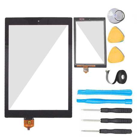 Kindle Fire HD 10 Glass Screen Replacement parts and tools