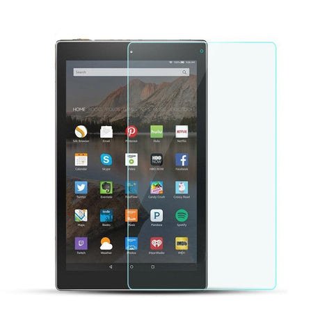 "Amazon Kindle Fire HD 10 (10.1"") Premium Tempered Screen Protector"
