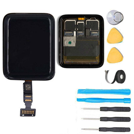 Apple Watch SERIES 3 GPS/ Cellular Screen Replacement LCD and Digitizer Display Premium Repair Kit - 38MM or 42MM