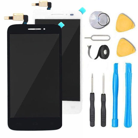 Alcatel One Touch Pop Astro Screen Replacement LCD and Digitizer Premium Repair Kit 5042T - Black or White