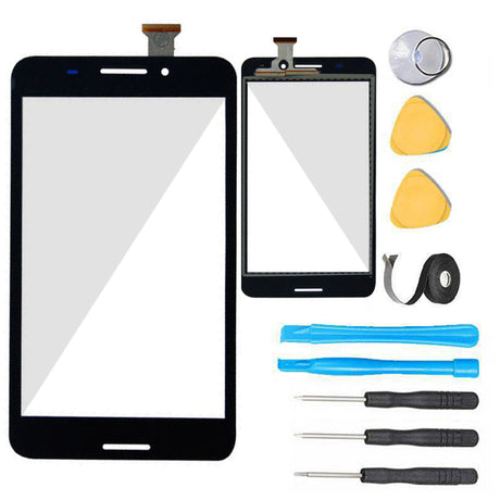 Memo Pad 7 Glass Screen Replacement parts plus tools