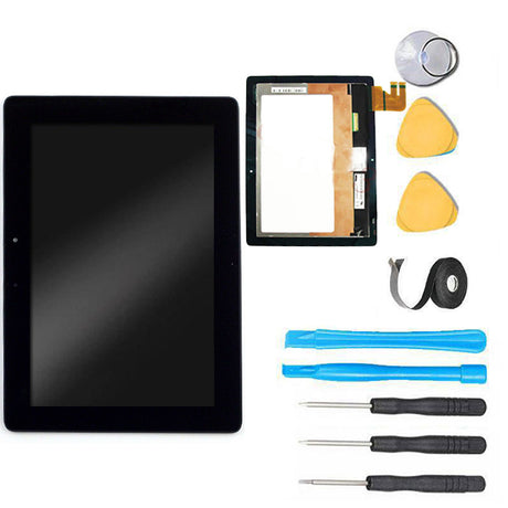ASUS Transformer Pad LCD Screen Replacement and Digitizer Premium Repair Kit TF300 - Black