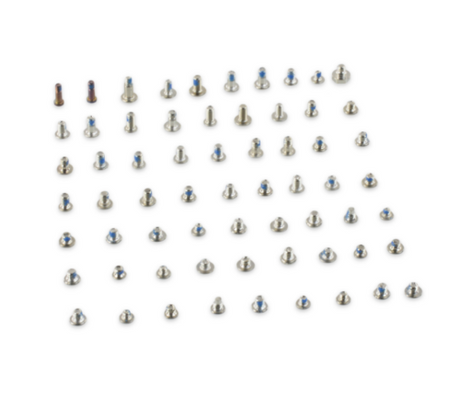 iPhone 6s Complete Screw Set - Includes Bottom Screws