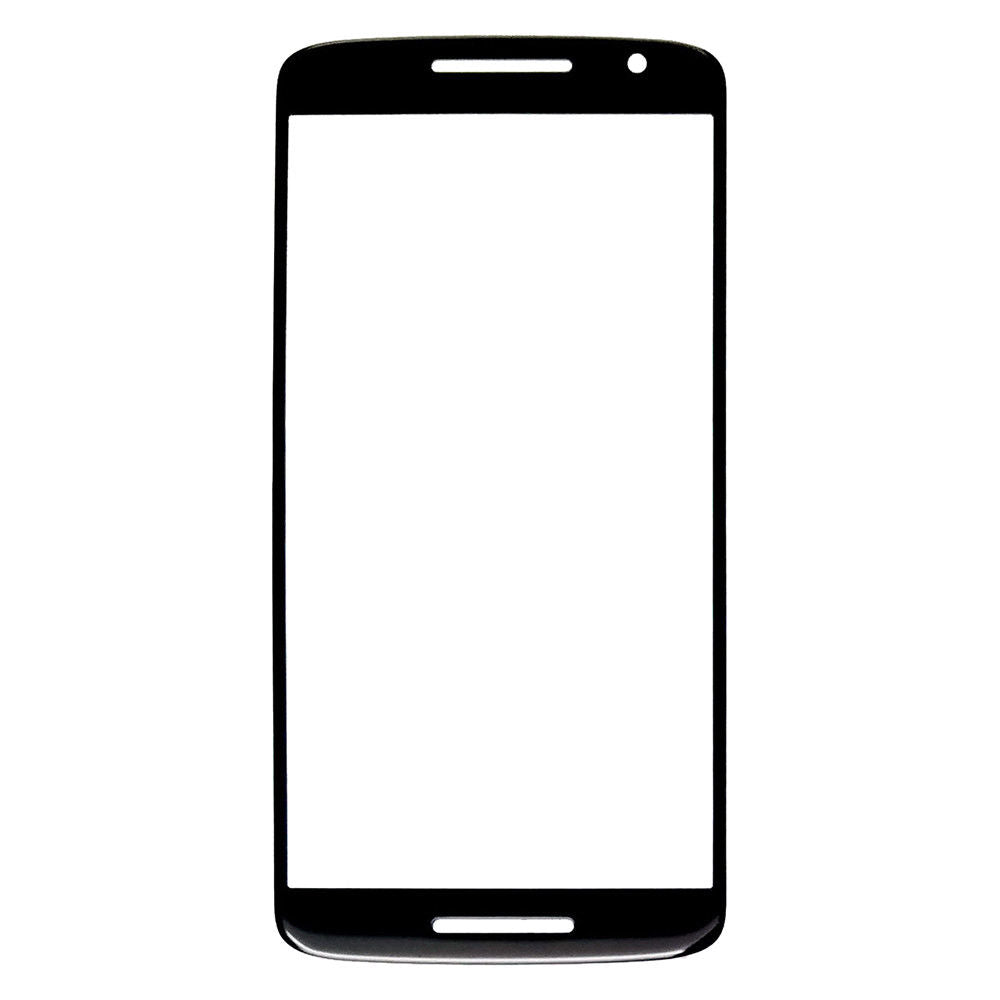 Motorola Droid Maxx 2 Glass Screen Replacement Premium Repair Kit XT1565  - Black