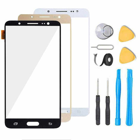 Galaxy J5 (J510 2016) Glass Screen replacement Premium Repair kit Duos SMJ510FN J510F J510M J510H J510MN/DS