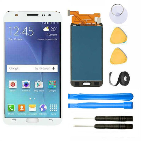 Samsung Galaxy J5 Screen Replacement LCD and Digitizer Premium Repair Kit J500 - White