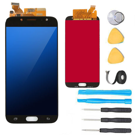 Samsung Galaxy J7 Pro Screen Replacement LCD Repair Kit (2017) J730 - Black