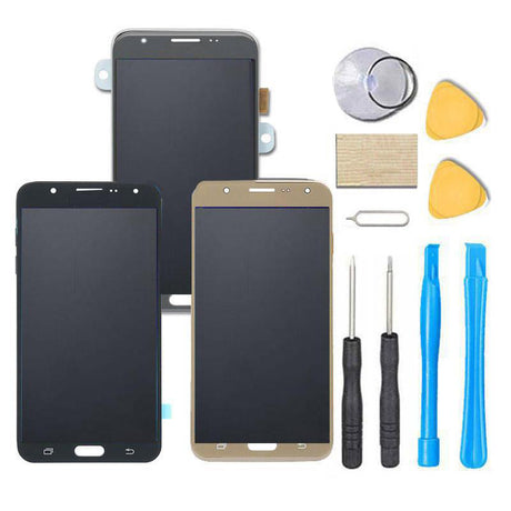 Samsung Galaxy J7V J7 V Screen Replacement LCD and Digitizer Premium Repair Kit 2017 Verizon