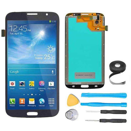 Samsung Galaxy Mega 6.3 LCD Screen and Digitizer Assembly Premium Repair Kit - Black