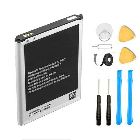 Galaxy Note 2 Battery Replacement Premium Repair Kit + Tools 3100 mAh
