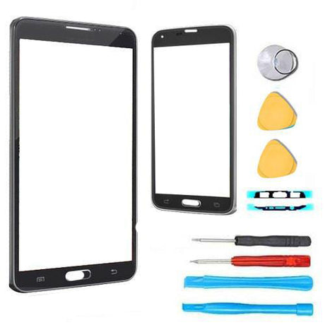 Samsung Galaxy Note 5 Glass Screen Replacement Premium Repair Kit N920 - Black