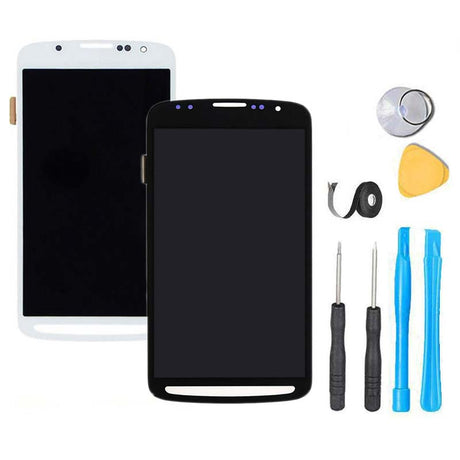 Samsung Galaxy S4 Active Touch Screen Digitizer and LCD Premium Repair Kit - Gray