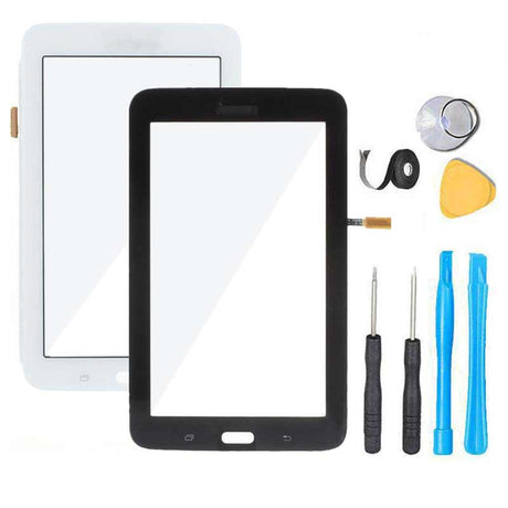 "Samsung Galaxy Tab E Lite 7.0 Glass Screen Replacement Digitizer Repair Kit 7"" SM-T113 