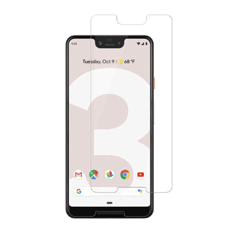 google pixel 3 tempered screen protector