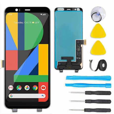 Google Pixel 4 Screen replacement with tools