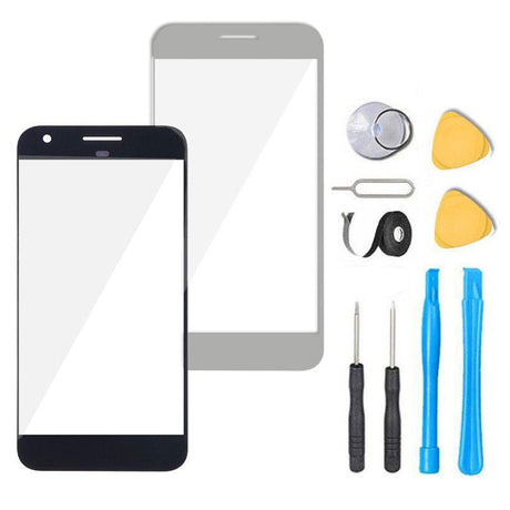 Google Pixel XL Glass Screen Replacement Premium Repair Kit - Black or White