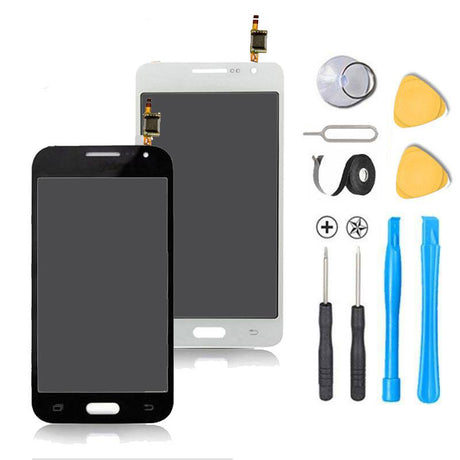 Samsung Galaxy Grand Duos Screen Replacement + LCD+ Touch Digitizer Display Premium Repair Kit i9080 | i9082