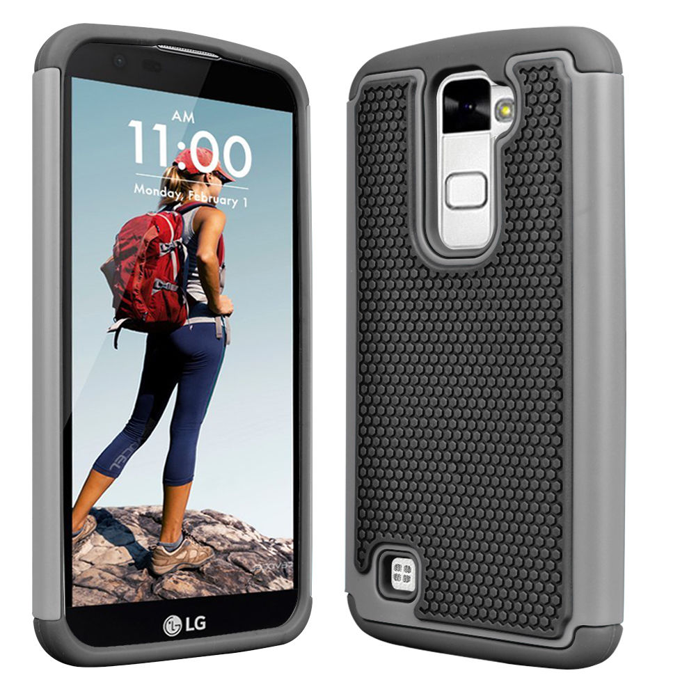 Rugged Armor Hard Case Cover - LG K10