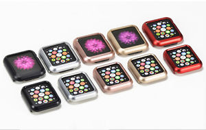 Protective Hard Case Cover For Apple Watch 38mm / 42mm
